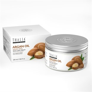 Thalia Argan Yağlı Cilt Kremi 250 ml (Argan Oil Cream)